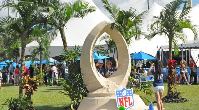NFLオフィシャルテールゲイトパーティー(Official NFL Pro Bowl Tailgate Party)